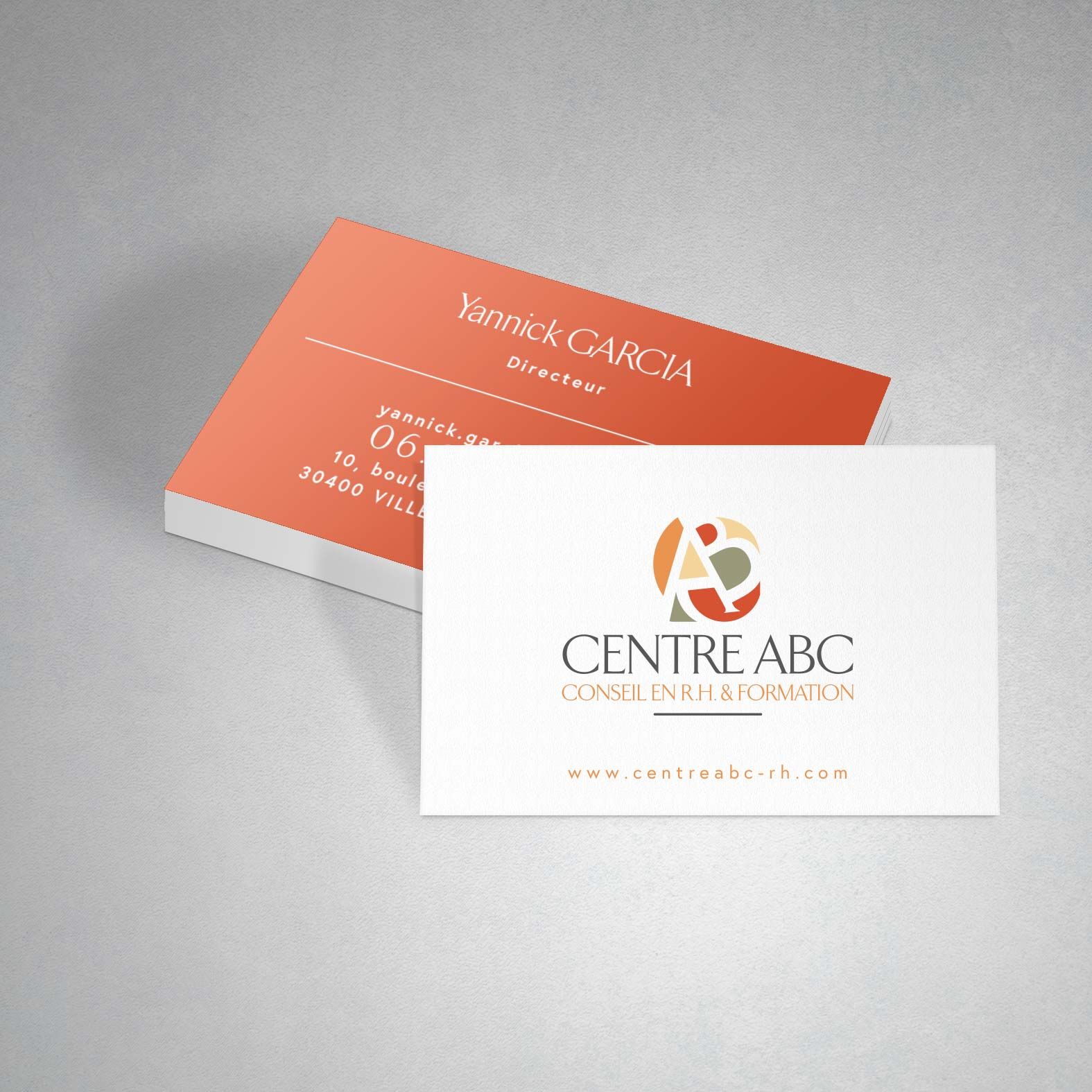 Carte De Visite Centre ABC